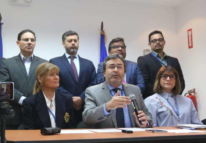 Informe sobre los primero dos años de la MACCIH en Honduras