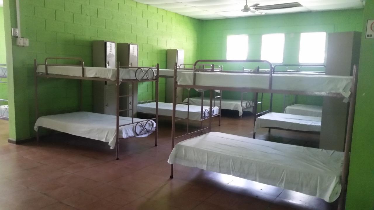 Fundación abrigo alberga a los familiares de los pacientes del hospital Mario Rivas