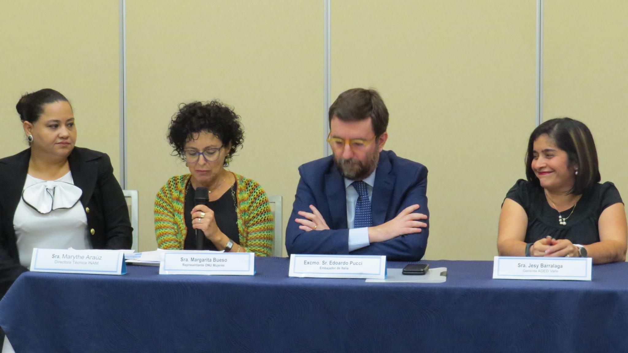 Italia y ONU Mujeres lanzan iniciativa para empoderar mujeres emprendedoras