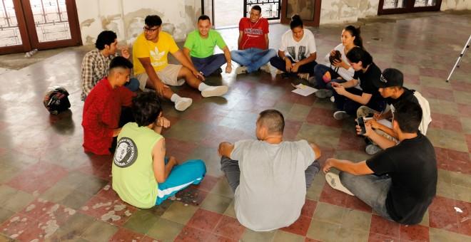 25238ff8e Hip hop contra la violencia en San Pedro Sula