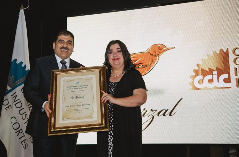 Luisa Agüero: Su contundente, acido y reflexivo discurso al recibir el premio el Zorzal 2019