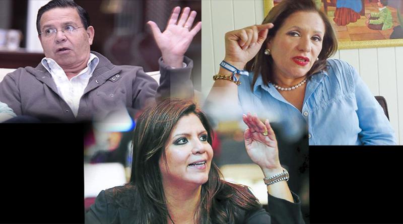 Lena Gutiérrez, Gladis Aurora López y Callejas aparecen en nueva lista de corruptos de CA