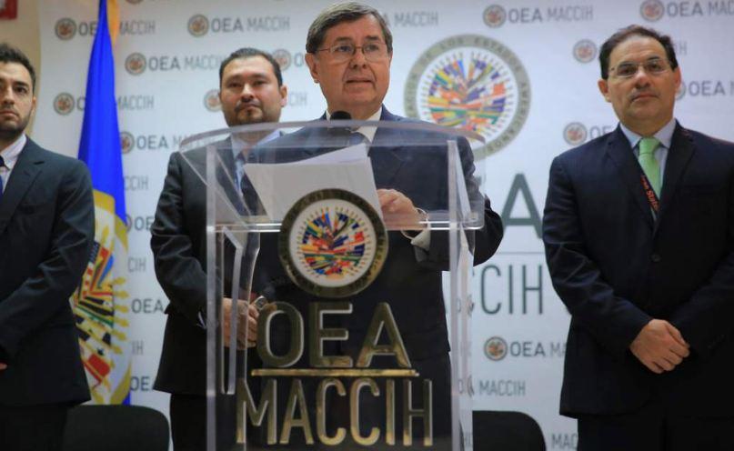 """Equipo UFECIC-MP/MACCIH-OEA presenta duodécimo caso de investigación penal integrada, denominado: """"Narcopolítica"""""""