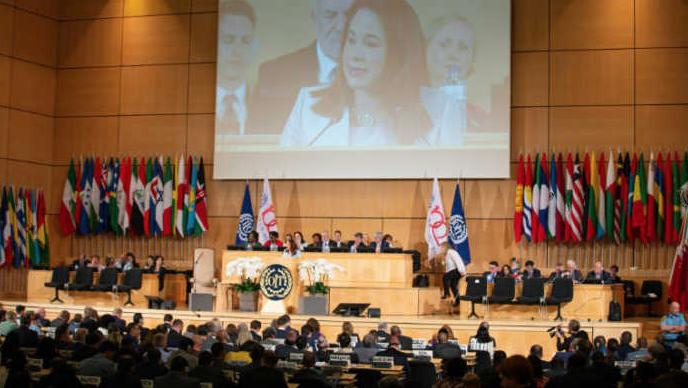 Honduras en la lista negra de la OIT, países que incumplen normativas laborales