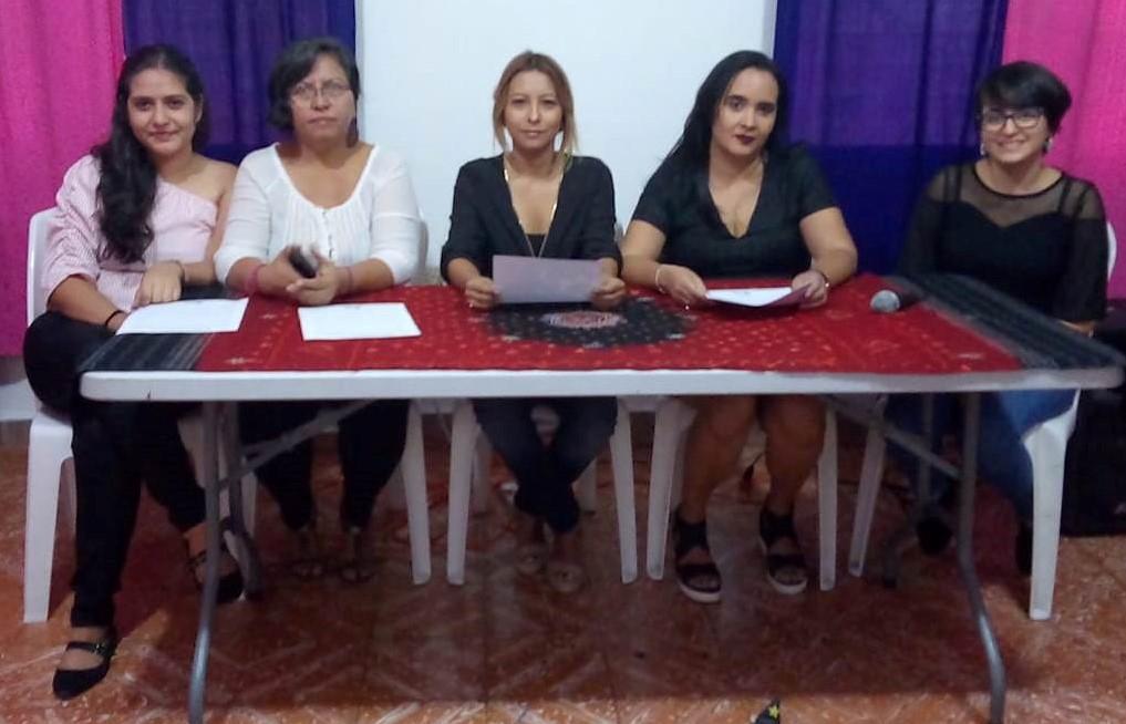 Foro de Mujeres por la Vida exige al Ministerio Publico mayor compromiso sobre acusaciones en contra del Jefe regional de la fiscalía de Comayagua