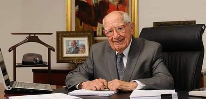 Feliz 100 años, Lic. Jorge Bueso