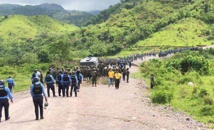 Coyuntura desde los territorios | ¿Qué estrategias utiliza la empresa minera para criminalizar a las y los defensores del agua en Guapinol y San Pedro?