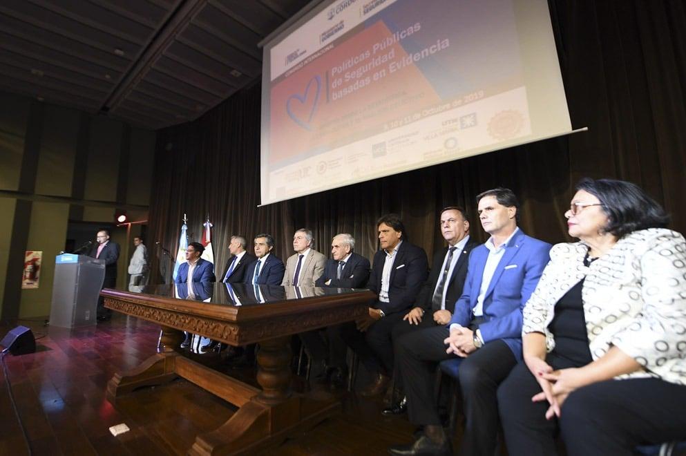 AUTORIDADES DEL IUDPAS DISERTAN EN CONGRESO INTERNACIONAL SOBRE SEGURIDAD Y POLÍTICAS PÚBLICAS BASADAS EN EVIDENCIA